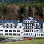 Wiederaufbau Hotel Knoche Rimberg