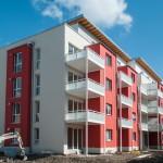 Neubau Mehrfamilienhäuser in Hagen, Springmannstraße